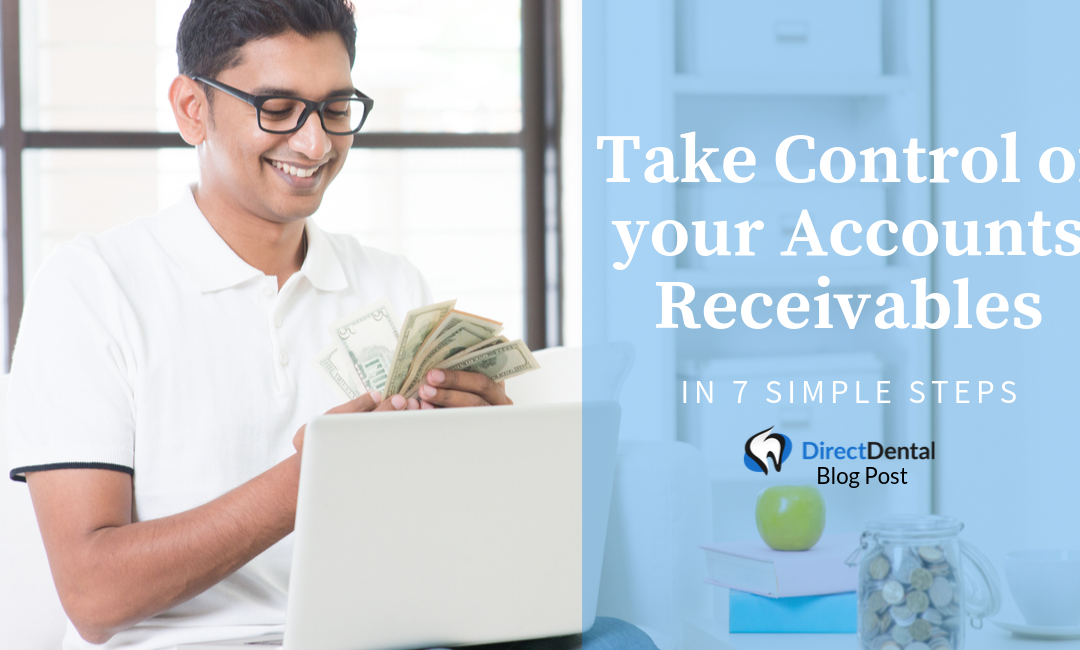 Take Control Of Your Accounts Receivables in 8 Simple Steps