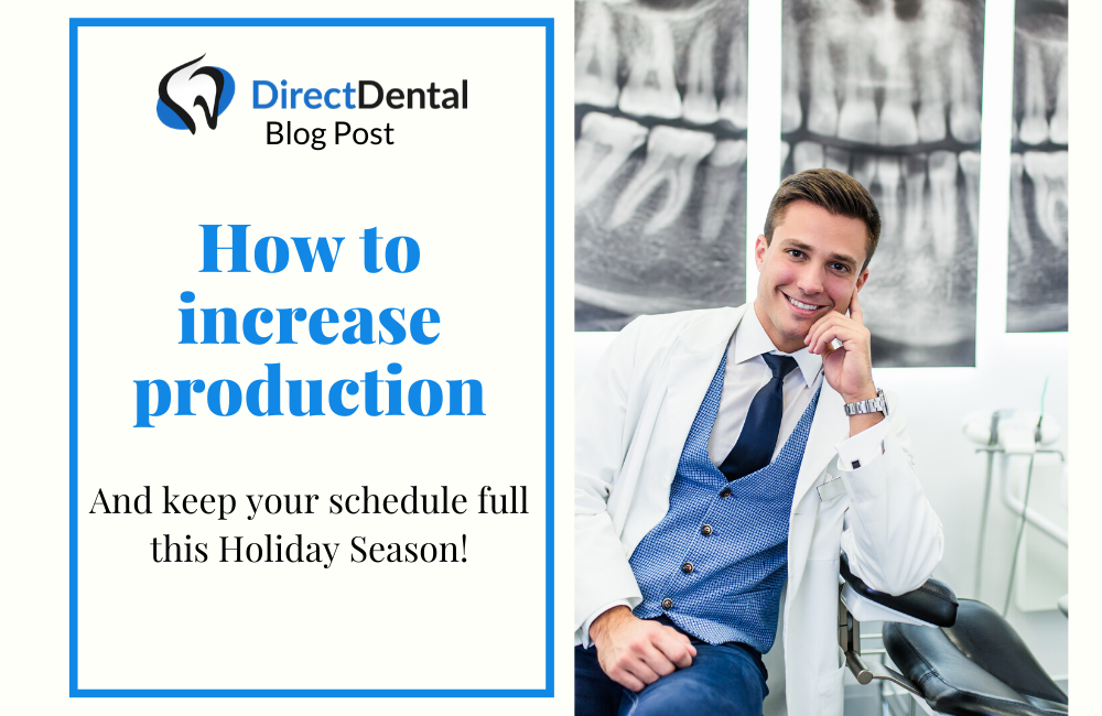 How to Increase Production and Keep your Schedule Full this Holiday Season