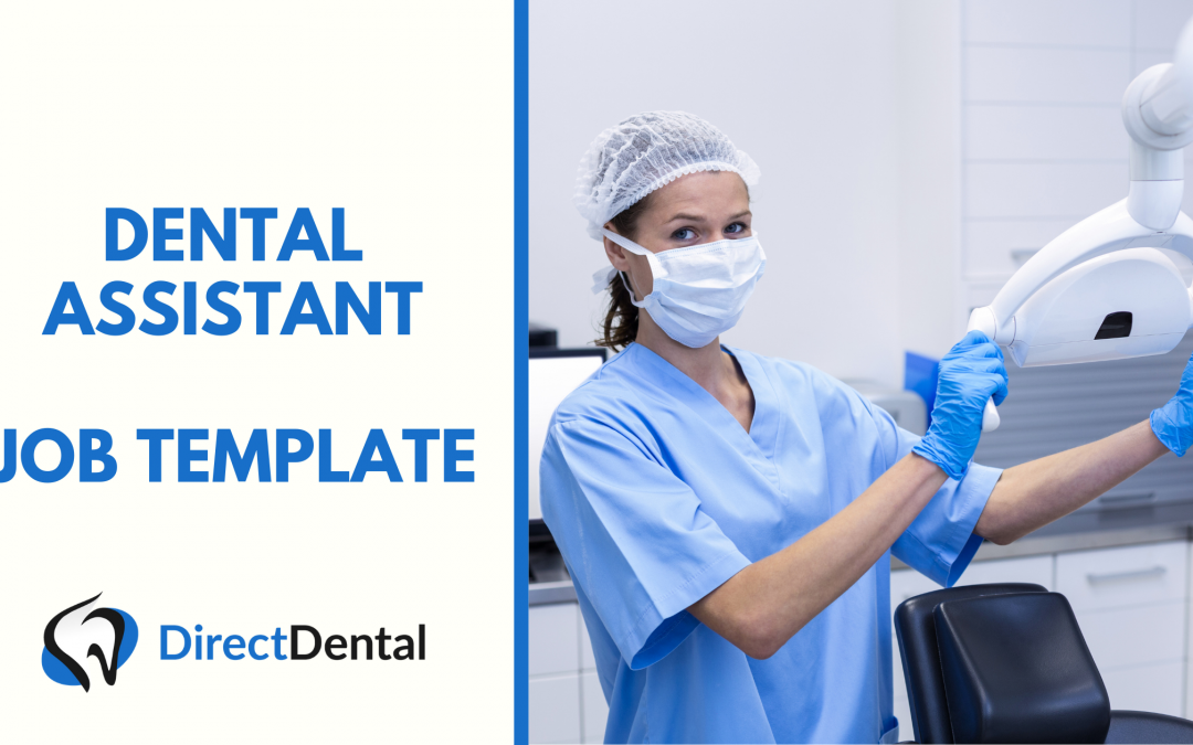 Dental Assistant Job Template