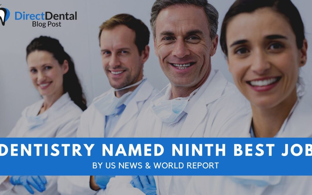 Dentistry Named Ninth Best Job by US News & World Report