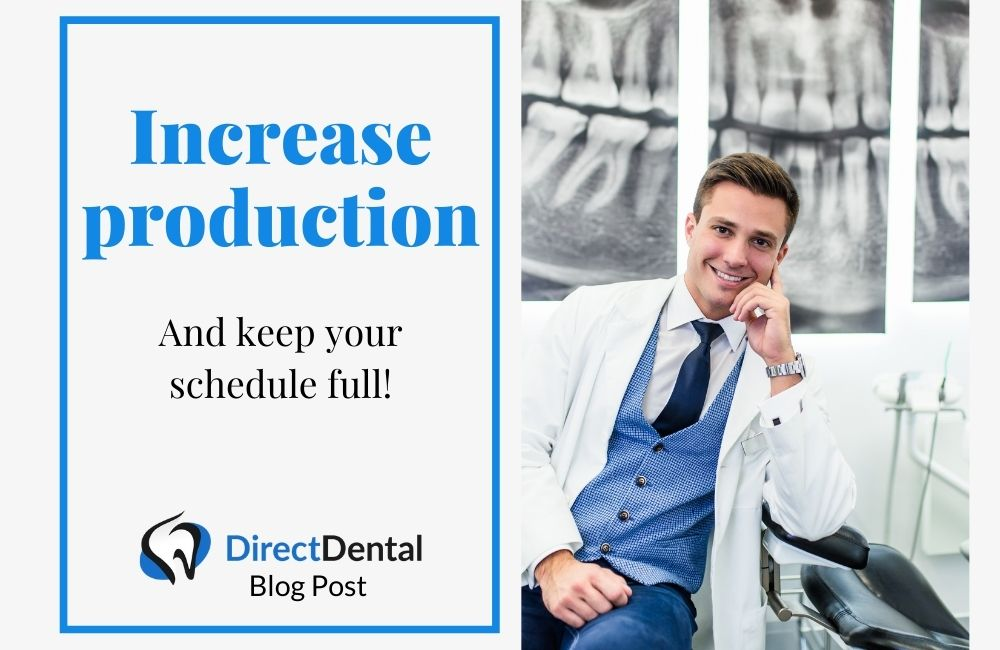 Increase Production and Keep Your Schedule Full